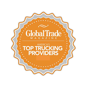 GLOBAL TRADE MAGAZINE TOP TRUCKING PROVIDERS